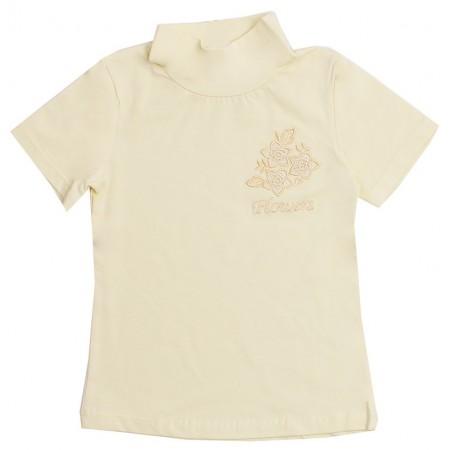 Блузка для девочек Valeri-tex 1507-20-042-024 Молочный