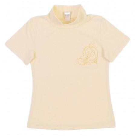 Блузка для девочек Valeri-tex 1507-20-242-024 Молочный