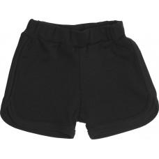 Детские шорты Valeri-tex 1508-99-090-001 Черный
