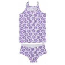 Комплект для девочек Valeri-tex 1524-99-240-027-005 Фиолетовый