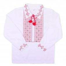 Рубашка Valeri-tex 1535-20-311-002 Белый