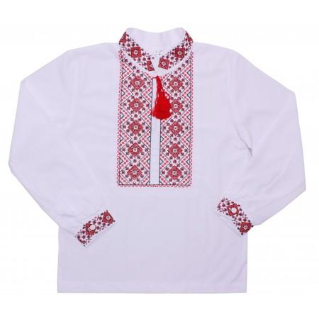 Рубашка Valeri-tex 1536-20-311-002-1 Белый