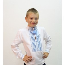 Рубашка Valeri-tex 1536-20-311-002-3 Белый