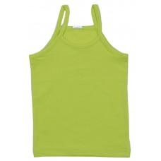 Майка для девочек Valeri-tex 1538-99-042-009 Зеленый