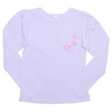 Блузка для девочек Valeri-tex 1541-55-041-002-1 Белый