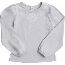Блузка для девочек Valeri-tex 1542-55-042-003 Серый