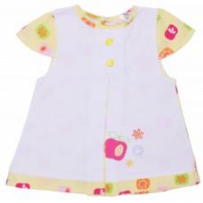 Платье Valeri-tex 1559-75-026 Белый