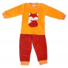 Комплект детский Valeri-tex 1613-20-365-011 Оранжевый
