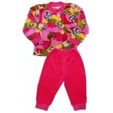 Комплект детский Valeri-tex 1613-99-165-027-2 Красный
