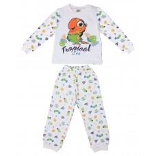 Пижама Valeri-tex 1618-55-251-027-024-1 Молочный