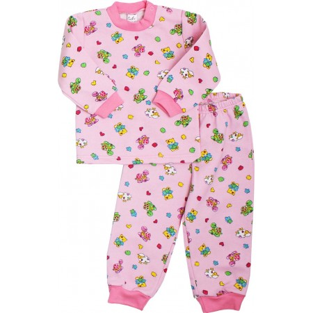 Пижама ясельная Valeri-tex 1618-99-152-027-3 В ассортименте