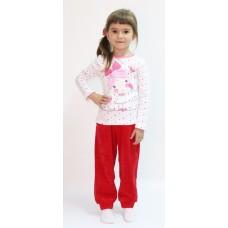 Блузка для девочек 1622-55-191-027