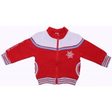 Толстовка Valeri-tex 1648-20-055-1 Красный
