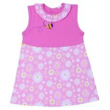 Платье Valeri-tex 1666-55-126-3 Розовый