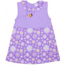 Платье Valeri-tex 1666-55-126-4 Сиреневый