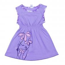 Платье Valeri-tex 1667-55-126-1 Сиреневый