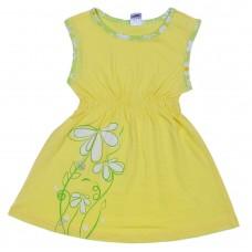 Платье Valeri-tex 1667-55-126 Желтый