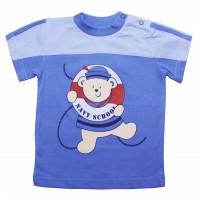 Футболка детская Valeri-tex 1676-75-126-1 Синий