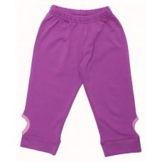 Бриджи для девочек Valeri-tex 1692-99-242-1 Фиолетовый