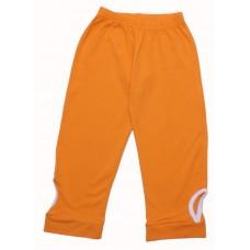 Бриджи для девочек Valeri-tex 1692-99-242-3 Оранжевый
