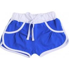 Шорты для девочек Valeri-tex 1705-99-242-007 Синий