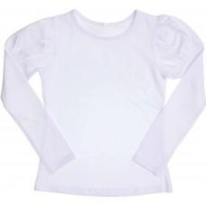 Блузка для девочек Valeri-tex 1714-20-041-002 Белый