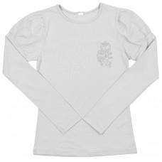 Блузка для девочек Valeri-tex 1714-20-242-003 Серый