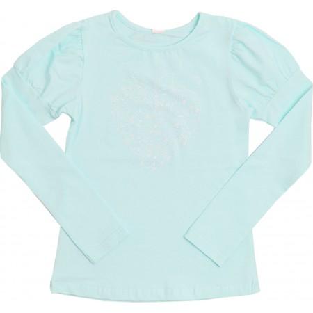 Блузка для девочек Valeri-tex 1714-55-042-038 Ментол