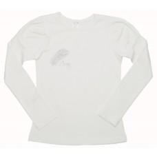 Блузка для девочек Valeri-tex 1714-55-048-024-1 Молочный