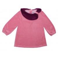 Платье Valeri-tex 1732-99-365-1 Розовый