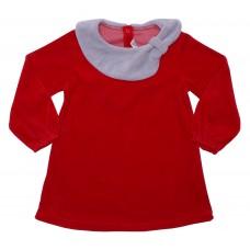 Платье Valeri-tex 1732-99-365-3 Красный