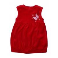 Сарафан Valeri-tex 1734-20-365-012 Красный