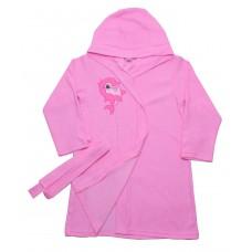 Халат для девочек Valeri-tex 1751-20-081-006 Розовый