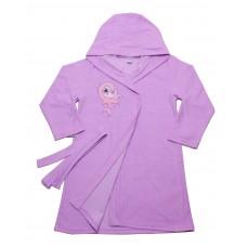 Халат для девочек Valeri-tex 1751-20-081-015 Сиреневый
