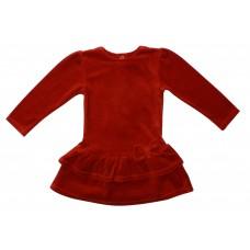 Платье Valeri-tex 1752-99-160-011 Оранжевый