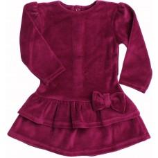 Платье Valeri-tex 1752-99-160-023 Баклажановый