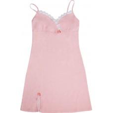 Ночнушка женская Valeri-tex 1762-99-024-027 Розовый