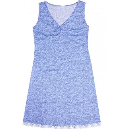 Ночнушка для женщин Valeri-tex 1765-99-024-027-2 Синий