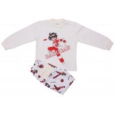 Пижама Valeri-tex 1782-55-191-024 Молочный