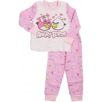 Пижама для девочек Valeri-tex 1786-55-095-027-06 Розовый
