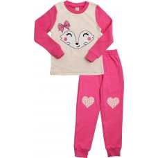 Пижама для девочек 1786-55-193-017-3