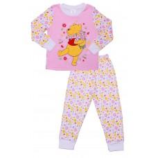 Пижама детская Valeri-tex 1786-55-292-027-006 Розовый