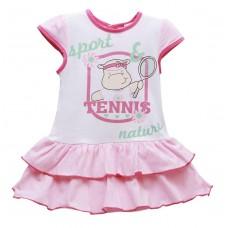 Платье Valeri-tex 1803-55-232-006 Розовый