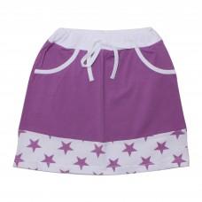 Юбка Valeri-tex 1809-99-242-005 Фиолетовый