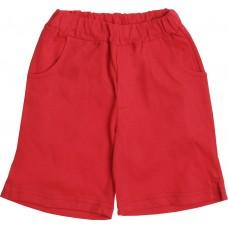 Шорты для мальчиков Valeri-tex 1812-99-029-012 Красный