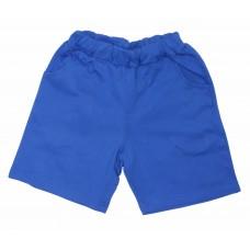 Шорты для мальчиков Valeri-tex 1812-99-126-007 Синий