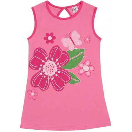 Блузка для девочек Valeri-tex 1814-55-042-006 Розовый