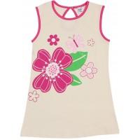 Блузка для девочек Valeri-tex 1814-55-042-024 Молочный
