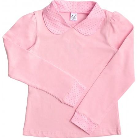Блузка для девочек Valeri-tex 1825-55-042-006 Розовый