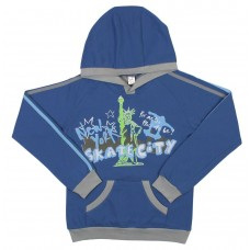 Джемпер для мальчиков Valeri-tex 1829-55-155-007 Синий